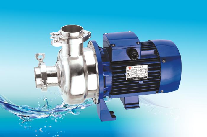 Type-BK-半开式叶轮离心泵