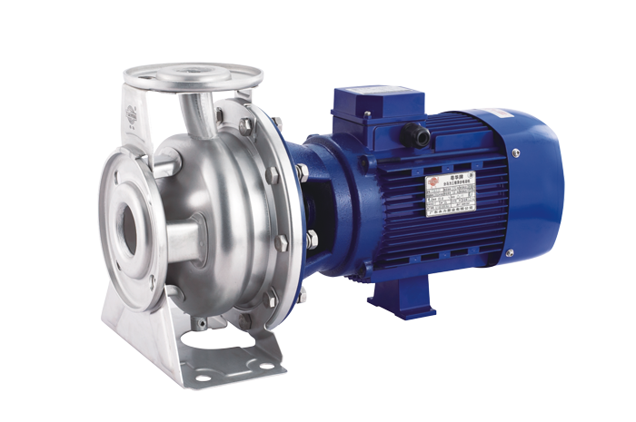Type-GZA(S)Coaxial stainless steel centrifugal pump