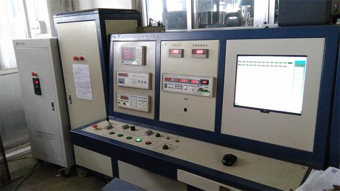电机型式试验台