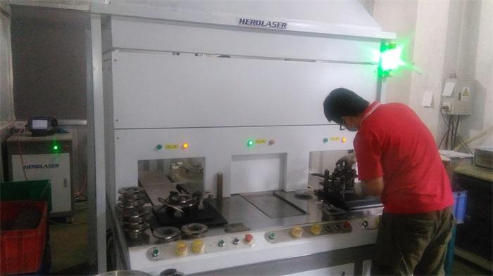 先进的激光焊接设备